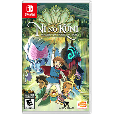 Game Nintendo Switch Ni No Kuni : Wrath Of The White Witch