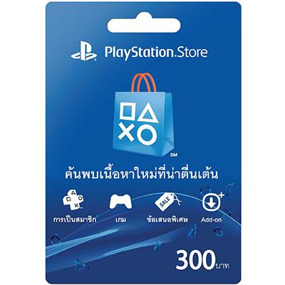 Thẻ PSN 300 Baht Thái Lan