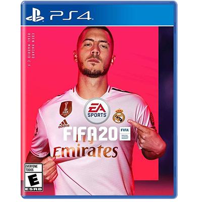 Đĩa Game PS4 FIFA 20 Hệ US