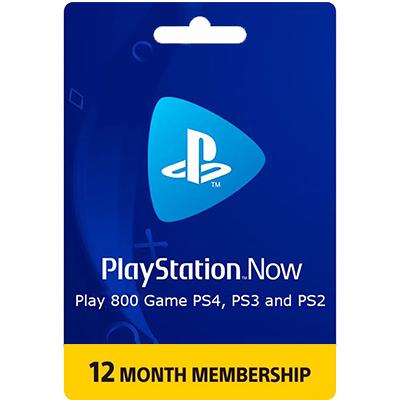 Thẻ PlayStation Now Membership 12 Tháng
