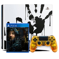Máy PS4 Death Stranding Limited Edition