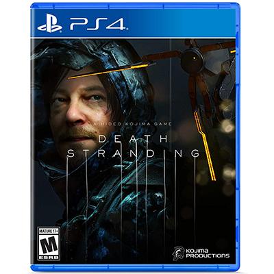 Đĩa Game PS4 Death Stranding Hệ US
