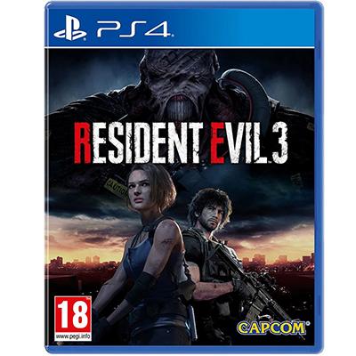 Đĩa Game PS4 Resident Evil 3