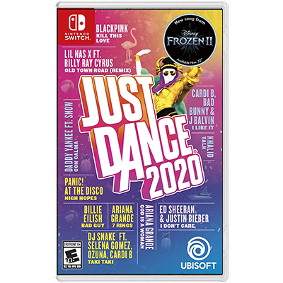 Game Nintendo Switch Just Dance 2020