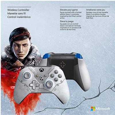 Tay Cầm Xbox One S - Gears 5 Kait Diaz Limited - Hàng Nhập Khẩu