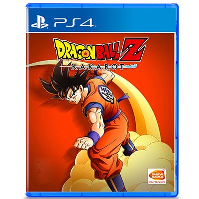 Đĩa Gam PS4 Dragon Ball Z: Kakarot Hệ Asia