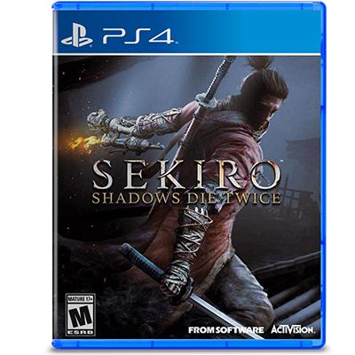 Đĩa Game PS4 Sekiro Shadows Die Twice Hệ US