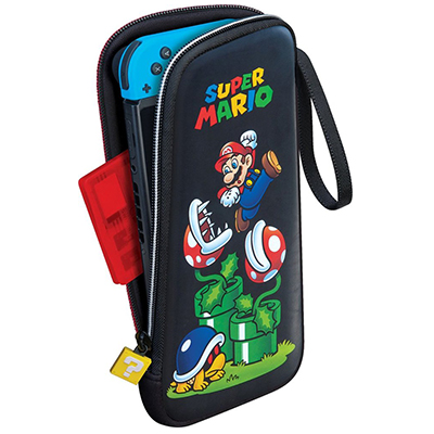 Game Traveler Slim Travel Case for Nintendo Switch - Super Mario