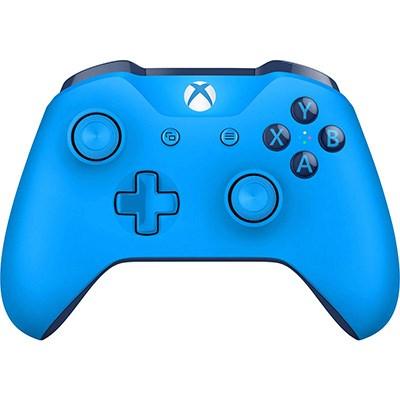 Tay Cầm Xbox One S Màu Xanh - Hàng Nhập Khẩu