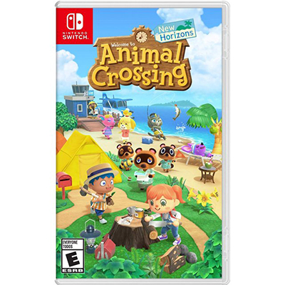 Game Nintendo Switch Animal Crossing New Horizons