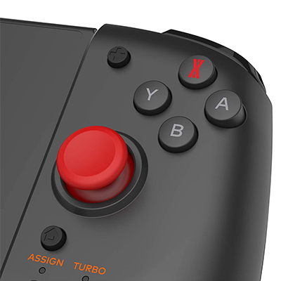 Grip Controller Portable Mode for Nintendo Switch