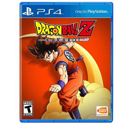 Đĩa Gam PS4 Dragon Ball Z: Kakarot Hệ US