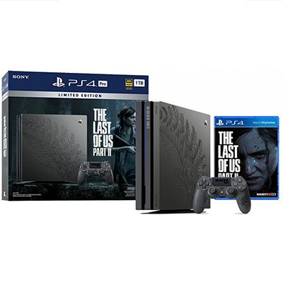 Máy PS4 Pro 1TB The Last of Us Part 2 Bundle -  Chính Hãng
