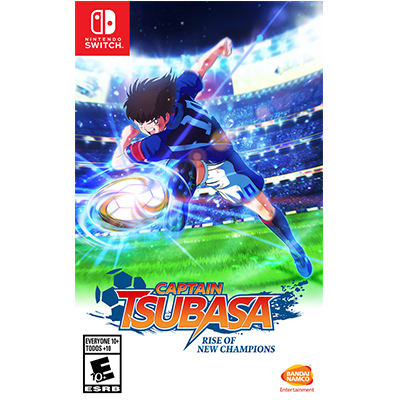 Game Nintendo Switch Captain Tsubasa: Rise of New Champions