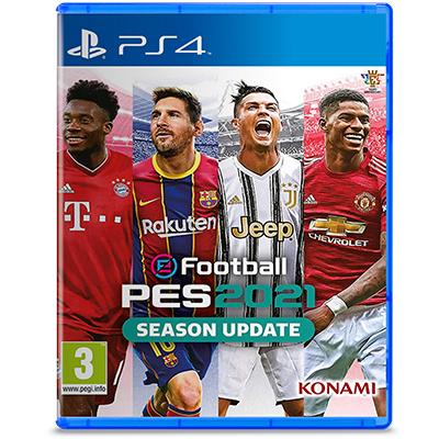 Đĩa Game PS4 Pes 2021 Hệ EU