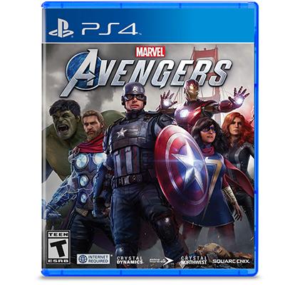 Đĩa Game PS4 Marvel's Avengers
