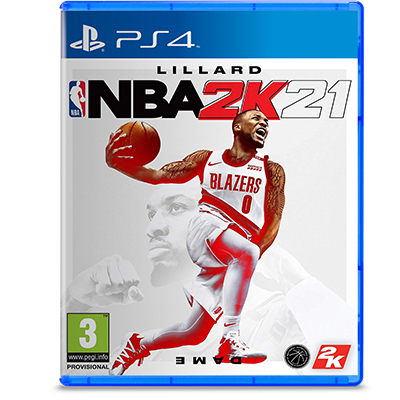 Đĩa Game PS4 NBA 2K21