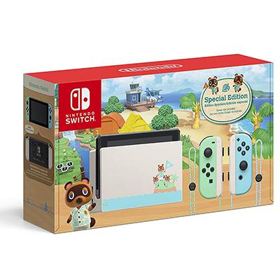 Máy Nintendo Switch - Animal Crossing: New Horizons Edition