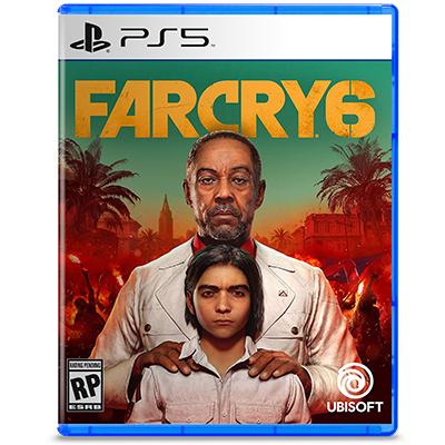 Đĩa Game PS5 Far Cry 6 - Playstation 5