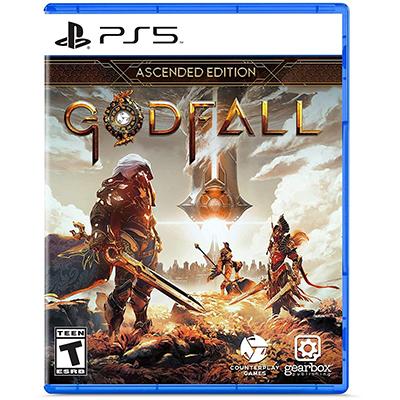 Đĩa Game PS5 Godfall