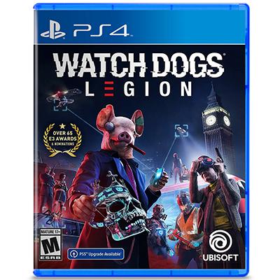 Đĩa Game PS4 Watch Dogs Legion Hệ US