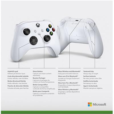 Tay cầm Xbox series X S - White