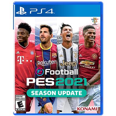 Đĩa Game PS4 Pes 2021 Hệ US