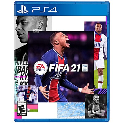 Đĩa Game PS4 Fifa 21 - 2nd