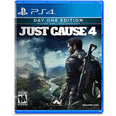 Đĩa Game PS4 Just Cause 4 - 2nd