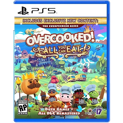 Overcooked! All You Can Eat Hệ US - Playstation 5