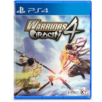 Đĩa Game PS4 Warriors Orochi 4 - 2nd