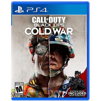 Đĩa Game PS4 Call of Duty: Black Ops Cold War - 2nd