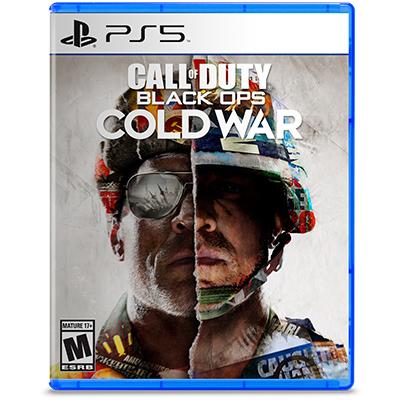 Đĩa Game PS5 Call of Duty: Black Ops Cold War - 2nd
