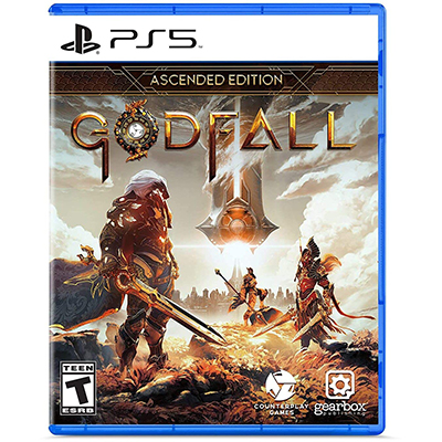 Đĩa Game PS5 Godfall: Ascended Edition - 2nd