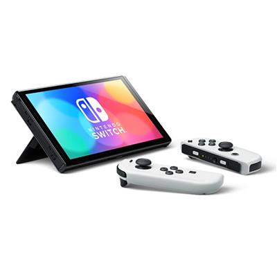 Máy Nintendo Switch Oled Model - White set