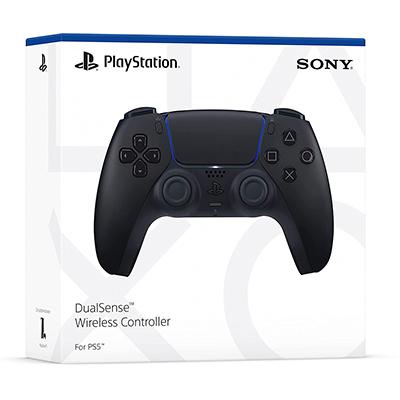 Tay Cầm PS5 DualSense Midnight Black - Hàng Nhập Khẩu