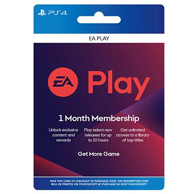 Thẻ EA Play 1 Tháng Hệ US