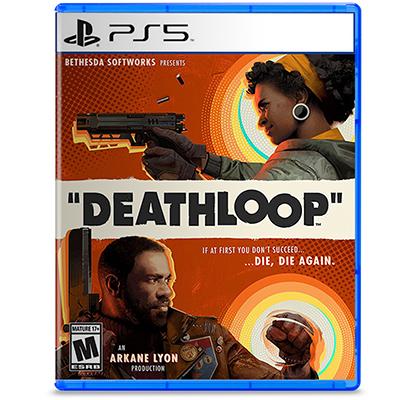 Đĩa Game PS5 Deathloop