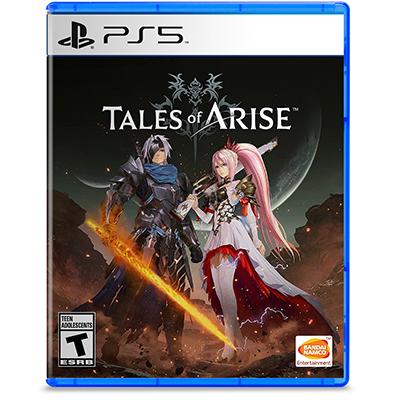 Đĩa Game PS5 Tales of Arise Hệ US