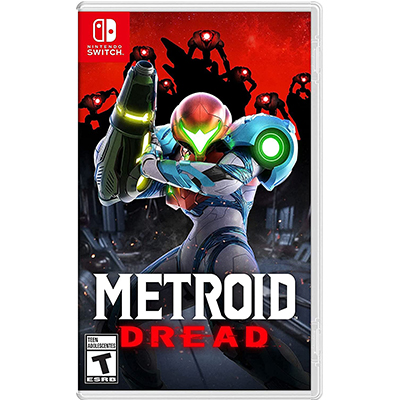Game Nintendo Switch Metroid Dread