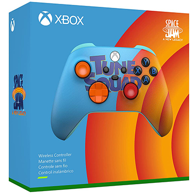 Tay cầm Xbox series X|S - Space Jam: A New Legacy Tune Squad Exclusive