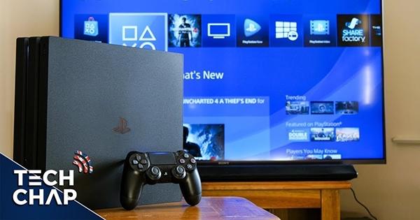 Hướng dẫn cài đặt máy PS4 cho tivi