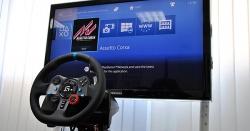 vô lăng đua xe dành cho máy PS4