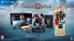 God of War và những sản phẩm sưu tầm chất lòi cho game thủ