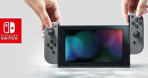Nintendo Switch kẻ lắm tài nhưng chưa được công nhận !