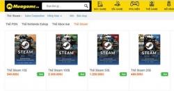 Thẻ Steam Wallet – Vẫn còn sức sống mãnh liệt giữa thời thanh toán điện tử