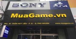 Nơi bán máy PS4 chính hãng được Sony ủy quyền tại Việt Nam