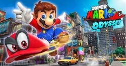 Super Mario Odyssey - Siêu phẩm trên Nintendo Switch
